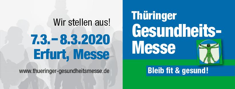 Thüringer GesundheitsMesse 2020