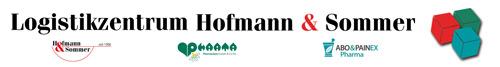Logo Logistikzentrum Hofmann & Sommer