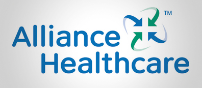 Logo des Pharmagroßhändlers Alliance Healthcare