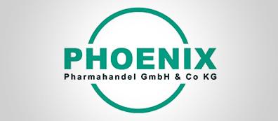 Logo des Pharmagroßhändlers Phoenix